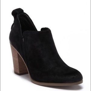 ❤️ Vince Camuto Francia Leather Bootie ❤️